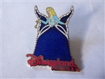 Disney Trading Pin 5644 DLR - Electrical Parade Blue Fairy Float