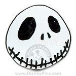 Disney Trading Pins Jack Skellington - Headshot