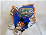 Disney Trading Pins 56776: WDW - NCAA Football Team Series - University of Florida (Mickey Mouse)
