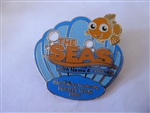 Disney Trading Pin 56812 WDI - The Seas with Nemo & Friends