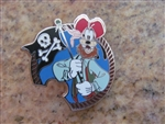 Disney Trading Pins 56878 WDW - Mickey's Mystery Pin Machine Pirate Collection - Goofy