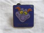 Disney Trading Pins 56896: WDW - Hidden Mickey 2007 Series 2 - Happy Figment