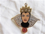 Disney Trading Pin 57112: Evil Queen - Jeweled