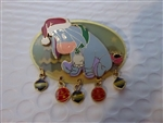 Disney Trading Pin 57232 Disney Store - Eeyore in Santa Hat (Dangle)