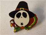 Disney Trading Pins  57274 Nightmare Before Christmas - Jack Skellington Holiday Mystery Collection - Thanksgiving Jack