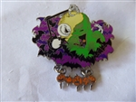 Disney Trading Pins  57279 Nightmare Before Christmas Dark Side Collection - Jack and Oogie Boogie