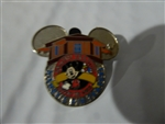 WDW - Pin Trading Around the World Logo Promotion (Disney's Pin Traders)