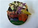 Disney Trading Pin   57529 WDW - Halloween 2007 Trick or Treat Bag - Mickey & Minnie (Magic Kingdom) - Artist Proof