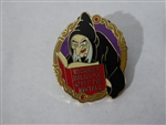 Disney Trading Pin Where Evil Spells Are Always Broken 2007 - Old Hag/Witch