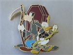 Disney Trading Pin 57592 DisneyShopping.com - Boo to You Spooktacular Mystery Boxed Set (Goofy & Donald Only)