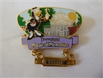 Disney Trading Pin 57620 DLR - Magical Memories - The Haunted Mansion - Magica de Spell (Surprise Release)