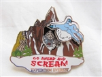 Disney Trading Pins 57657: WDW - Expedition Everest™ - Go Ahead and Scream