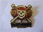 Disney Trading Pin  57701 DLR - Pirates of the Caribbean - At World's End - DVD Release - Logo