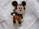 Disney Trading Pin 57813: Flexible Characters Series - Mickey Mouse