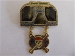 Disney Trading Pin 57844 WDW - Disney's Pirates of the Caribbean - At World's End - 2007 DVD Release