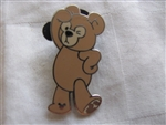 Disney Trading Pin 57922: WDW - Hidden Mickey 2007 Series 2 - Disney Bear Thinking