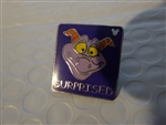 Disney Trading Pin Hidden Mickey 2007 Series 2 - Surprised Figment