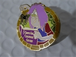 Disney Trading Pin Where Evil Spells Are Always Broken 2007 - Madam Mim