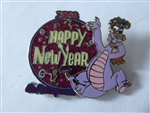 Disney Trading Pin 58206 WDW - Happy New Year 2008 - Figment