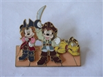 Disney Trading Pin DCL - Pirates of Castaway Cay Item 23 - Castaway Cay Island Artist Proof