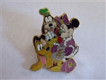 Disney Trading Pins   58419 DisneyShopping.com - 2007 Advent Pins (Minnie Baking Gingerbread Only)