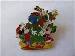 Disney Trading Pin 58420 DisneyShopping.com - 2007 Advent Pins (Goofy Christmas Tree Only)