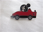 Disney Trading Pin 58426: WDW - Hidden Mickey 2007 Series 2 - Mickey Driving