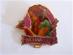 Disney Trading Pin 58433 WDW - Enchanted Opening Day 2007 - Live Action Giselle