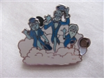 Disney Trading Pin  58648: Where Dreams Come True - Mystery Pin Collection (Hitchhiking Ghosts Only)