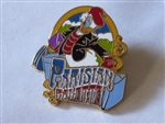 Disney Trading Pins  58763 Adventures By Disney - Land of Eternal Knights - Parisian Palette (Daisy Duck)