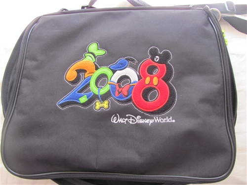 Donald Duck Trading Book Bag for Disney Parks Pins Large NEW