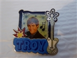 Disney Trading Pin High School Musical Booster Troy