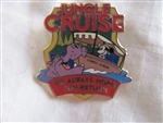 Disney Trading Pin 58941: DLR - The Jungle Cruise Collection 2008 - Mickey Mouse - ''Jungle Cruise'' (GWP)