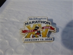 Disney Trading Pins  59440 WDW- 2008 Marathon - 15th Anniversary - Mickey Mouse