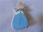 Disney Trading Pins 59477 Cinderella 50th Anniversary - Cinderella Production Sample