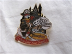 Disney Trading Pins 59514: WDTC - Walt Disney Travel Company - Come Live Your Dreams - Donald Duck as a Pirate (Gift)