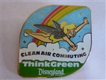 Disney Trading Pins   59719 DLR - Think Green - Clean Air Commuting - Tinker Bell