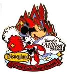 Disney Trading Pin Come Live Your Dreams - Cheerleader Minnie Mouse