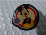 Disney Trading Pin 59949: DS - Pin Trading Starter Kit - Lanyard and 2 Pin Set (1 Mickey Mouse Pin Only)
