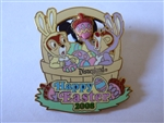 Disney Trading Pin  59962 DLR - Happy Easter 2008 - Chip and Dale