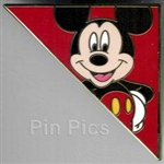 Disney Trading Pins Tangram Pin Set - Mickey Mouse and Friends - Mickey