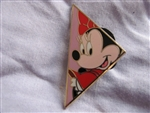 Disney Trading Pin 59977: Tangram Pin Set - Mickey Mouse and Friends - Minnie Only