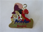Disney Trading Pin 60002 DLR - Featured Artist Collection 2008 - Walt Disney's Peter Pan - 55th Anniversary (Hook & Smee)