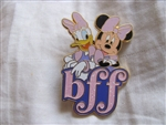 Disney Trading Pin 60005: Text Messages - BFF (Daisy & Minnie)