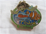 Disney Trading Pin 60107: AAA Vacations - Turtle Talk with Crush #3 - Green Border