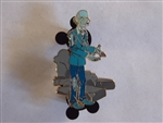 Disney Trading Pin 60186 WDW - The Haunted Mansion® - Master Gracey