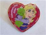 Disney Trading Pin  60571 DSF - Valentine's Day 2008 Kermit and Miss Piggy