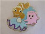Disney Trading Pins  61075 DisneyShopping.com - Little Ones Mystery Tin Set - Nemo & Pearl only