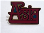 Disney Trading Pin  61431 AK - Asia (Red/Blue) Pin Post