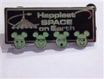 Disney Trading Pin 61851 DLR - Happiest Space on Earth (Space Mountain)